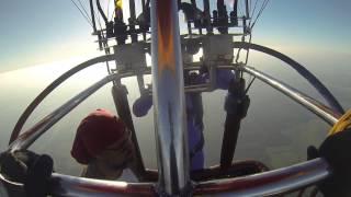 Прыжок с парашютом с воздушного шара