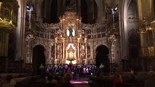 Concert Nòrdic a la Basílica de #SantFrancesc #spiritualmallorca