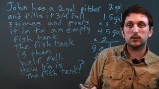 Fun Riddles & Math Problems For Middle School : Math Questions