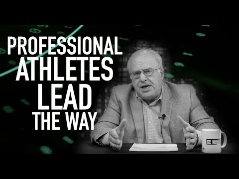 Economic Update: Professional Athletes Lead The Way [Trailer]