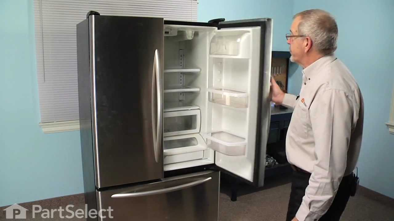Replacing your Maytag Refrigerator Water Filter