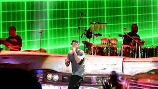 50 Cent ft. Eminem - Patiently Waiting (Comerica Park 9-2-10) LIVE!!