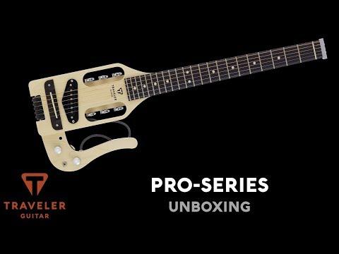 Traveler Pro Series Guitar