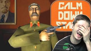 NEJTĚŽŠÍ PRÁCE NA SVĚTĚ! - Calm Down, Stalin