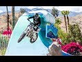 Buttery Vlogs Ep23 - Electric Dirt Bike Rides In Water Park