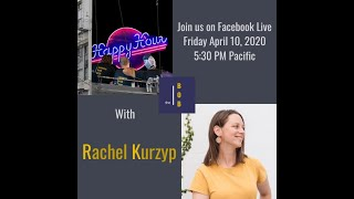 The BOB Happy Hour with Rachel Kurzyp