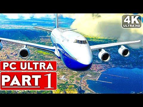 Gameplay de Microsoft Flight Simulator Deluxe Edition