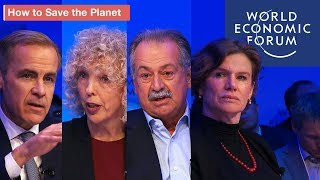 Solving the Green Growth Equation | DAVOS 2020