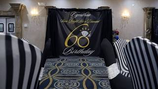 Cynthia Little 60th Birthday Party