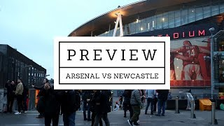 Arsenal vs Newcastle   The preview