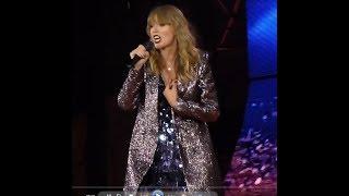 Taylor Swift - Getaway Car (live) part 2 - Reputation Stadium tour
