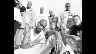 2Pac - World Wide Mob Figgaz ft. Tha Outlaw Immortalz Rare OG Rap Death Row Music