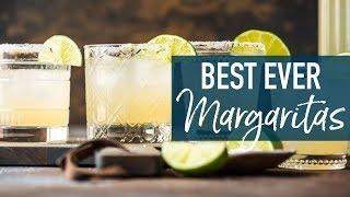 BEST Margarita Recipe (Perfect Pitcher Margaritas)
