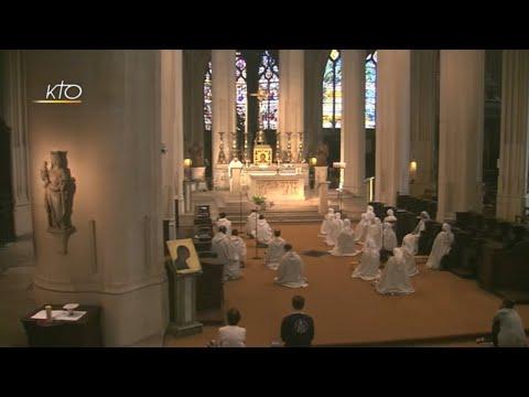 Vêpres et messe à St-Gervais du 22 juin 2019