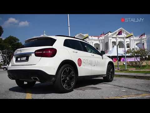 Kembara Ke Kota Klasik Perak & Penang Dengan Mercedes-Benz GLA 200 & GLA 250