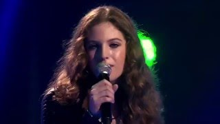 13-Year Old Julie Sings K's Choice Not An Addict That Will Make You Speechless