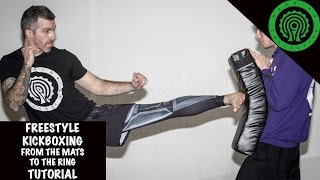 Freestyle Kickboxing 'From the Mats to the Ring' Tutorial