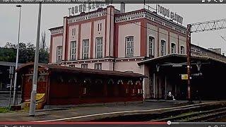 preview picture of video 'Stary Kolejowy Dworzec Główny Toruń, Rewitalizacja '14 Grzegorz Orzechowski'