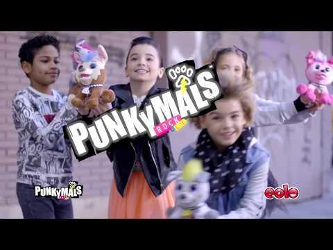 Интерактивная собачка Bowie Punkymals