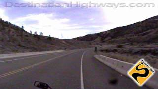 Kelowna-Spences Bridge Hwy 97C/5/8 (DH9) - Whistler / Gold Rush Trail
