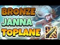 CHALLENGER TRYNDAMERE TROLLS IN BRONZE FOGGEDFTW2 IN LAN League of Legends Full Gameplay