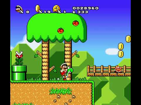 Download Super Mario World Super Nintendo Part 1 Video 3GP Mp4 FLV