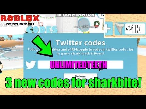 Roblox Sharkbite Codes 2018! - смотреть онлайн на Hah Life