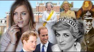 Fascinating Royal Family Conspiracy Theories!