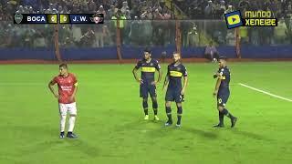 Boca 4 - Wilstermann 0 /Copa Libertadores 2019