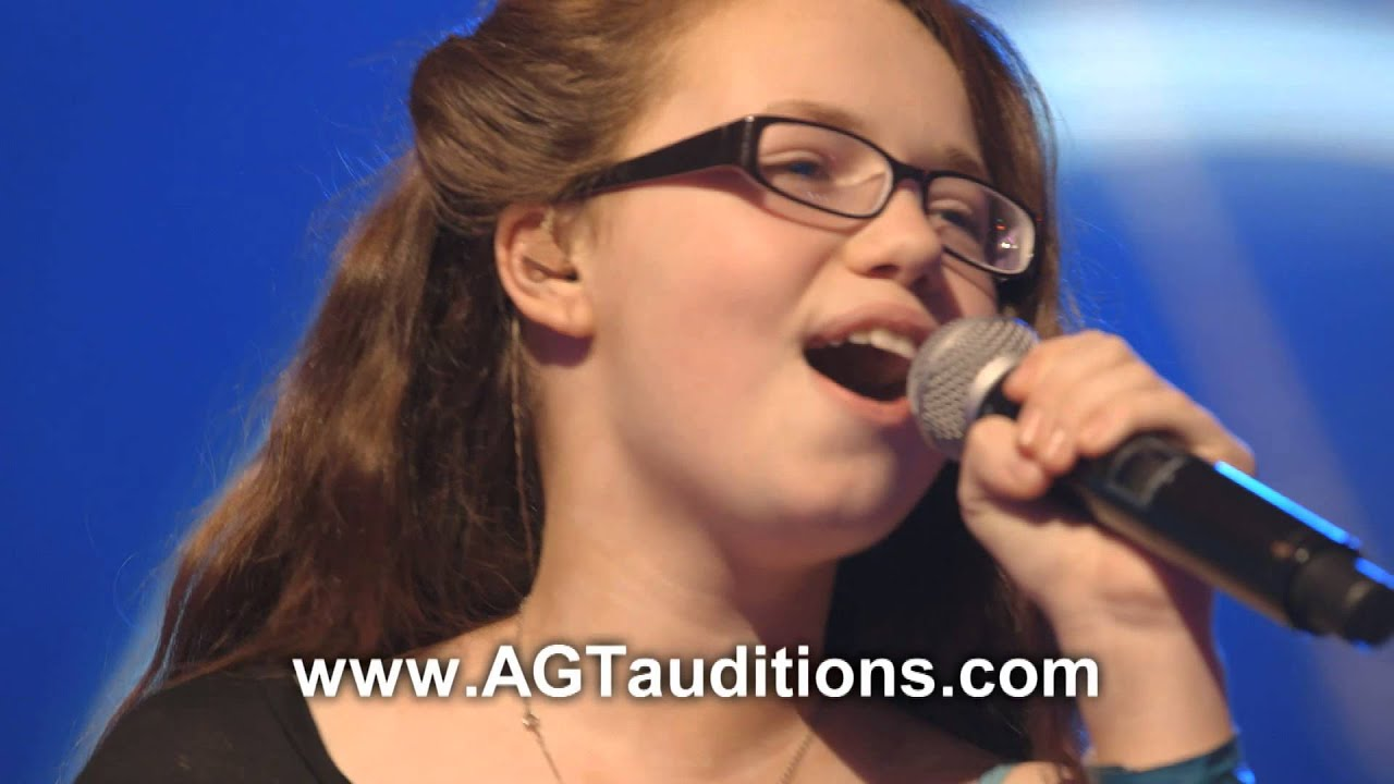 Mara Justine Describes Her Incredible Experience Auditioning for AGT – America's Got Talent 2014 thumbnail