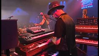 OHNE FILTER live Manfred Mann's Earthband Blinded by the light