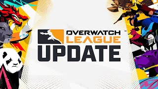 Overwatch League 2021 UPDATE — BlizzConline, Season Launch, Tournaments, NA/APAC | Ft. Jon Spector