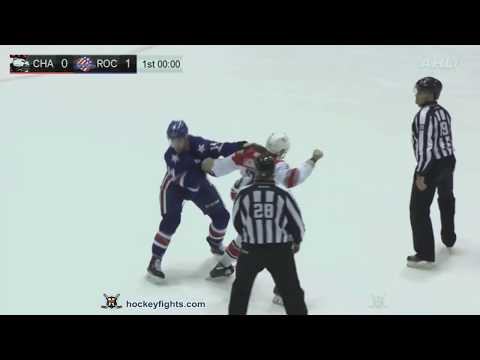Pascal Aquin vs. Cedric Lacroix