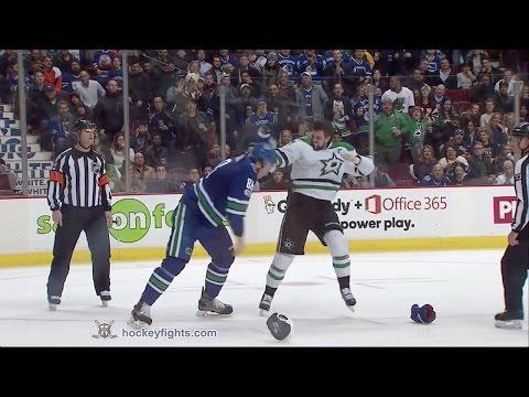 Nikita Tryamkin vs. Jamie Benn