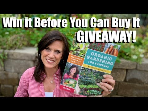 Win My New Book Before You Can Buy It Giveaway - for U.S. AND International Viewers!