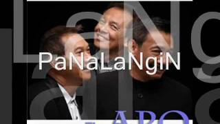 Panalangin - APO Hiking Society  (w/  Lyrics)