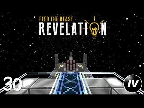 FTB Revelation - ep03 - Portals and Celestial Gateways