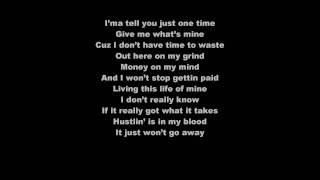 Akon Time is money (HQ) Lyrics