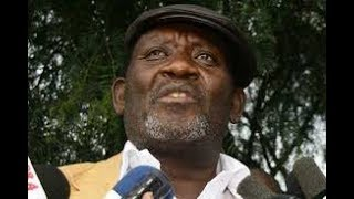 MPURU ABURI: The man who calls himself 'Brother-to-Raila' has joined Thirdway Alliance
