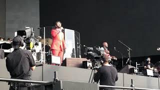 Josh Groban- Bring Him Home- Live Hyde Park London- 5.7.19