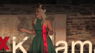 I will not stop speaking out loud | Inna Shevchenko | TEDxKalamata