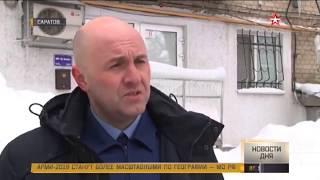 Жители Саратова жалуются на протекающие крыши