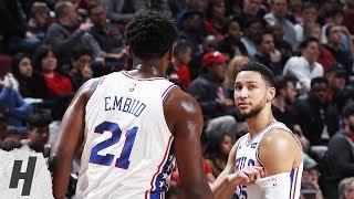 Chicago Bulls Vs Philadelphia 76ers   Full Game Highlights | April 10, 2019 | 2018 19 NBA Season