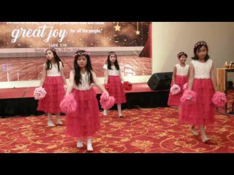 Dance feliz navidad