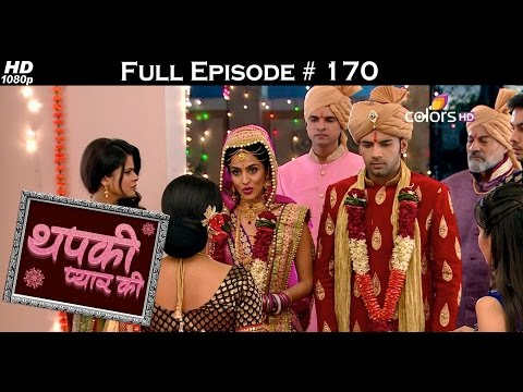 Thapki Pyar Ki - 8th December 2015 - थपकी प्यार की - Full Episode (HD)