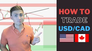 Don't Trade USD/CAD until you see This! How to Trade USD/CAD like a Pro