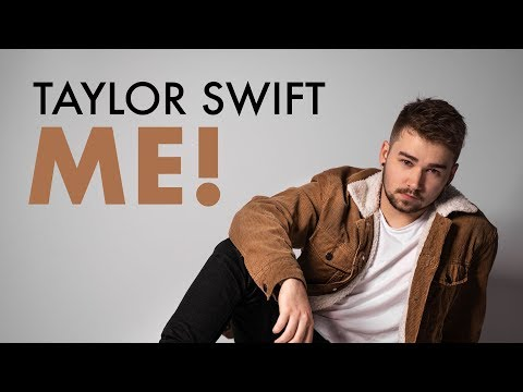 Taylor Swift - ME (feat. Brendon Urie of Panic! At The Disco Cover)