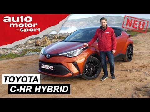 Toyota C-HR (2019): Dynamische Energiewende? – Review/Fahrbericht | auto motor und sport