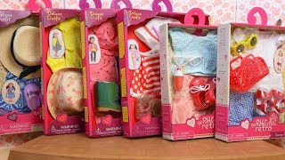 New Our Generation Haul For American Girl Dolls