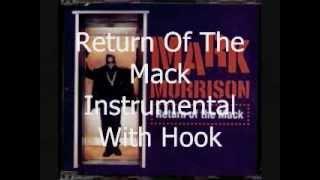 Return Of The Mack-Mark Morrison( Instruental With Hook )